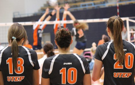 Miners volleyball falls to top-ranked Western Kentucky