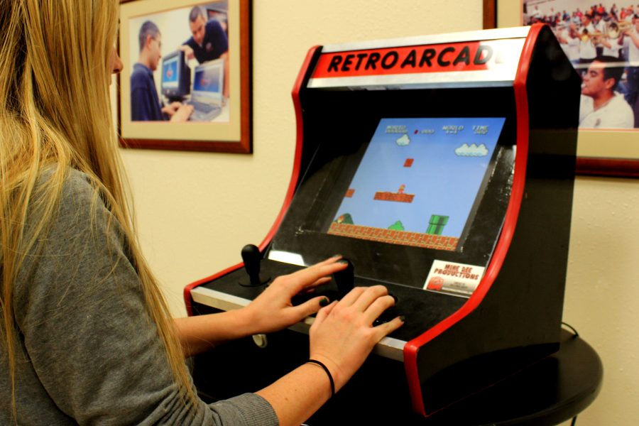 Students+had+the+ability+to+play+a+number+of+retro+arcade+style+games