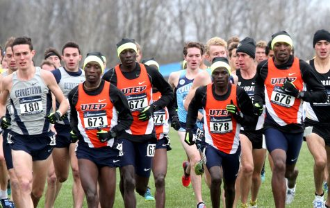 Cross country teams ranked second and third in C-USA Preseason Poll