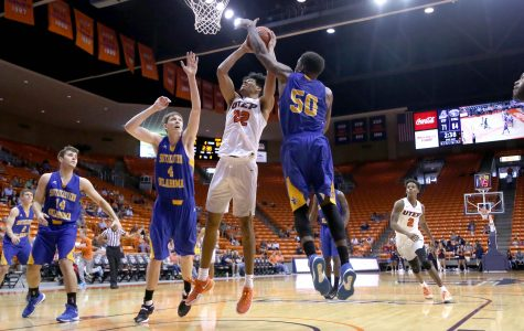 The UTEP basketball squad will play their final exhibition game against Alaska Fairbanks on Saturday, Nov. 5, in preparation for their regular season.