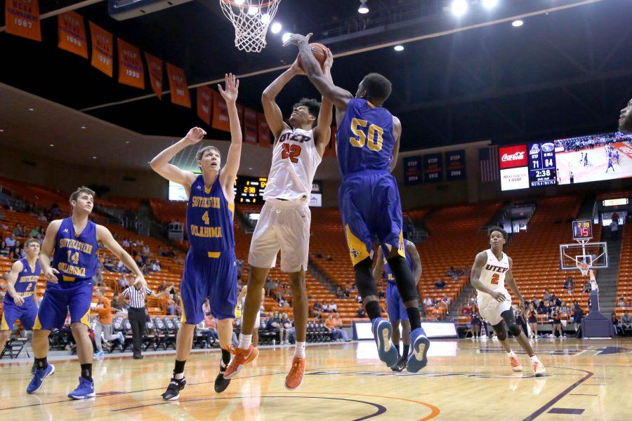 The+UTEP+basketball+squad+will+play+their+final+exhibition+game+against+Alaska+Fairbanks+on+Saturday%2C+Nov.+5%2C+in+preparation+for+their+regular+season.+