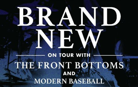 Brand New, Modern Baseball and Front Bottoms heading to Coliseum