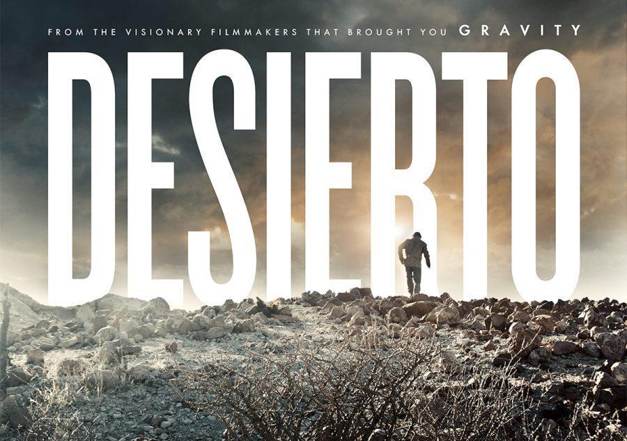 'Desierto' a political thriller on immigration