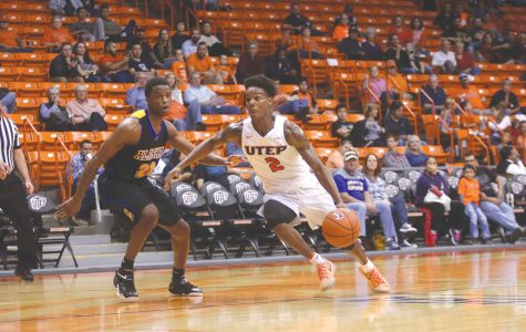 UTEP men's basketball will start their season on Saturday, Nov. 12, against Louisiana College.