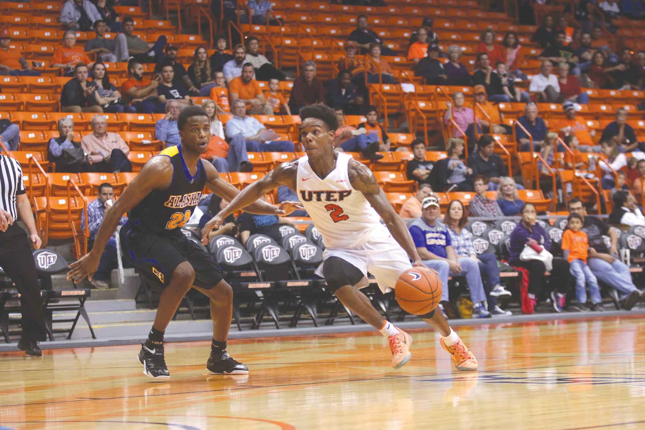 UTEP men's basketball will start their season on Saturday, Nov. 12, against Louisiana College.
