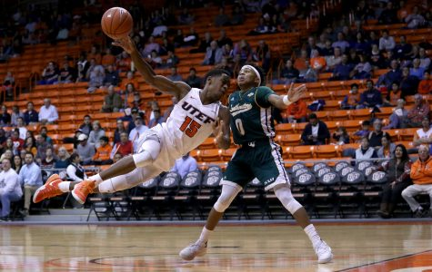 Basketball gets upended by Southeastern Louisiana