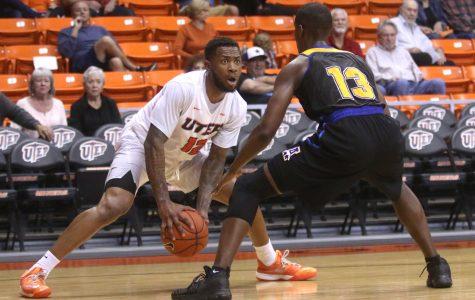 Men's basketball sophomore Winn plans to transfer from UTEP