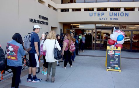 UTEP hosts election watch party on Tuesday, Nov. 8