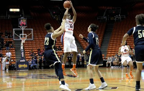 UTEP women's basketball team lost two games during their opening weekend debut to Northern Arizona and Texas Southern, respectively.