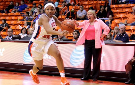 UTEP women's basketball team is currently starting their second-worst start under head coach Keitha Adams (1-5).