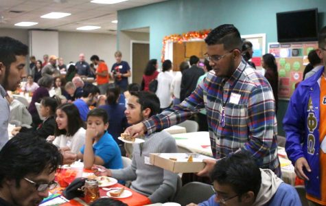 International students get a taste of Thanksgiving