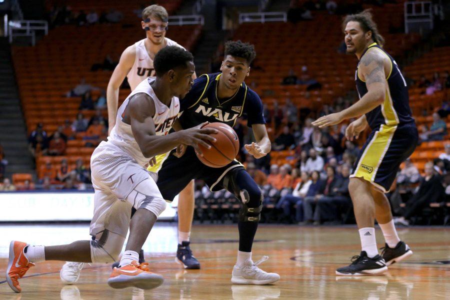 Men's basketball loses sixth straight against Northern Arizona