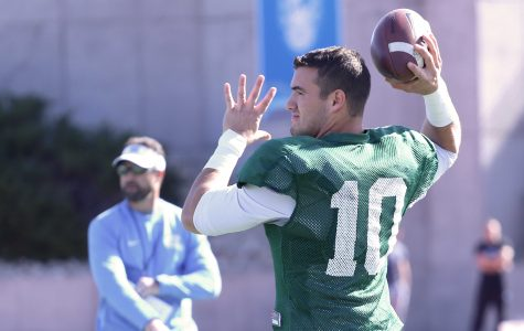 Trubisky hopes to finish season, and possibly collegiate career, strong against Stanford