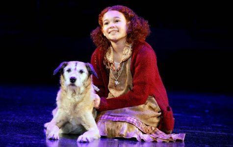 """Annie"" came to the Plaza Theatre Jan. 15, in downtown El Paso."