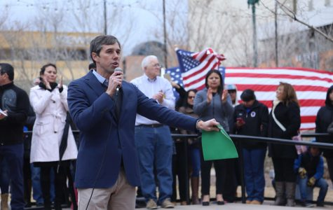 Beto O'Rourke dismisses President Trump's  border and trade policies