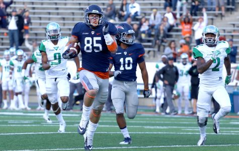 NFL calls for several Miner football stars