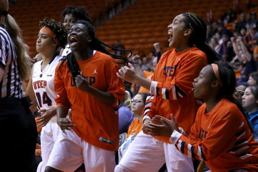 Miners fend off Thundering Herd 84-74