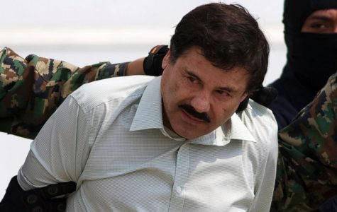"""Mexican drug lord Joaquin """"El Chapo"""" extradited to the United States."""