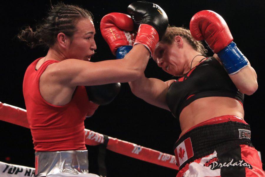 El Paso's World Champion Jennifer Han ready to return to the ring