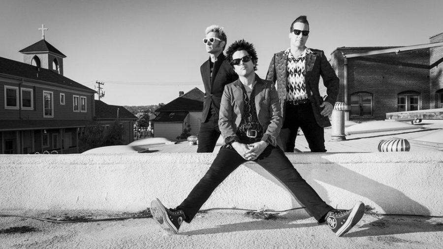 "Green Day ""Revolution Radio"" tour 2017"