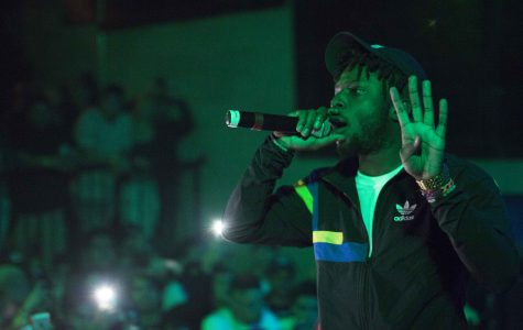 Isaiah Rashad brings a unique intimacy to the Lowbrow