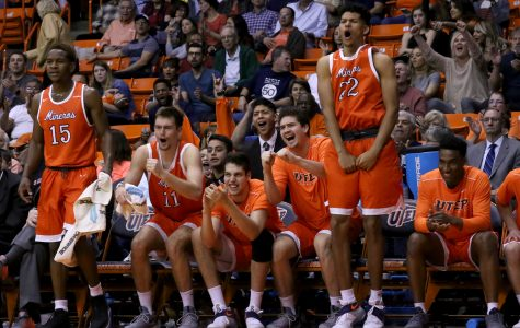 Miners roll over Southern Miss 80-50