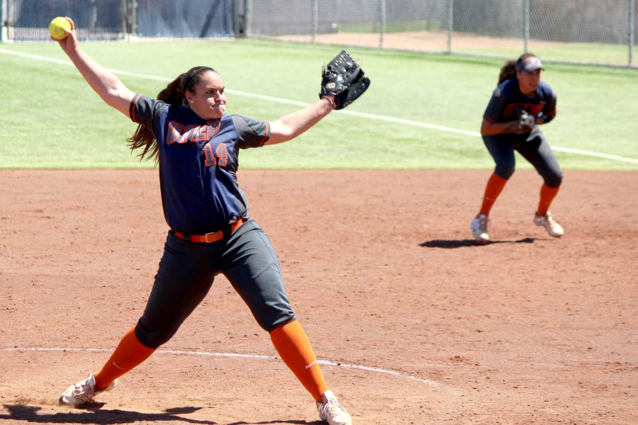 Softball opens season against nation's top teams in Kajikawa Classic