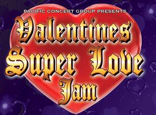 'Valentine's Super Love Jam' brings the funk back to El Paso
