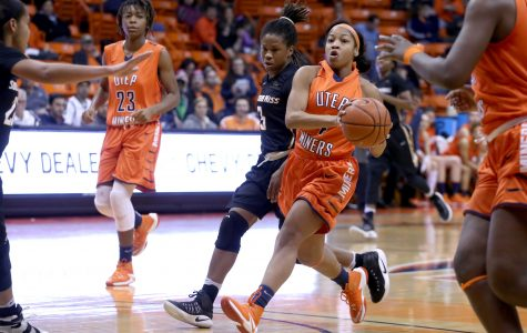 Women's basketball makes one final push towards C-USA tournament
