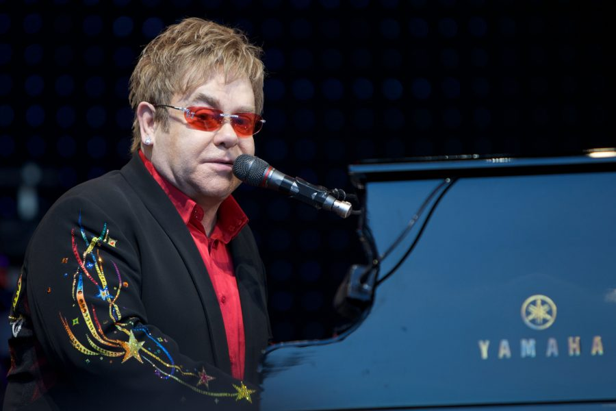 Elton+John+will+perform+at+the+Don+Haskins+Center+on+March+23.+
