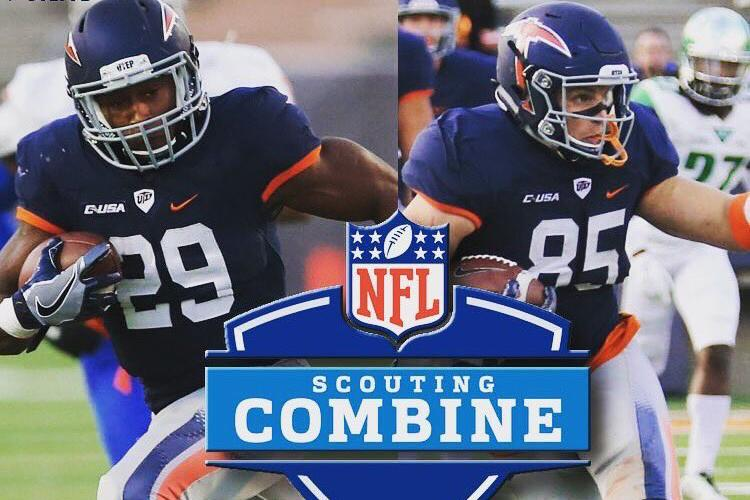 Jones and Plinke impress at NFL Combine