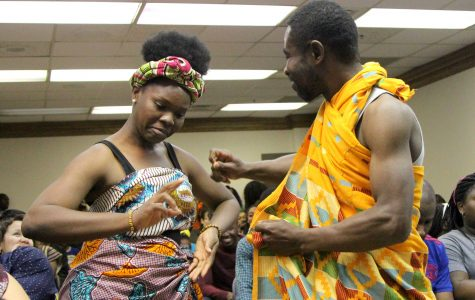 UTEP learns about Africa through African Culture Night