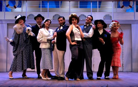 'Anything Goes' slows down in the second act