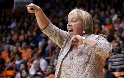 Keitha Adams leaves UTEP women's basketball as the winningest head coach in the team's history.