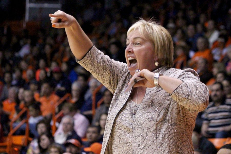 Keitha+Adams+leaves+UTEP+women%E2%80%99s+basketball+as+the+winningest+head+coach+in+the+team%E2%80%99s+history.