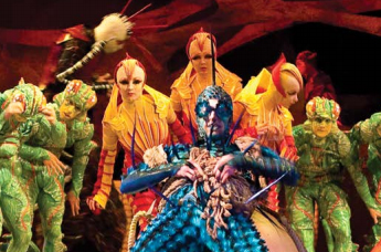 Cirque du Soleil's'OVO' coming to Don Haskins