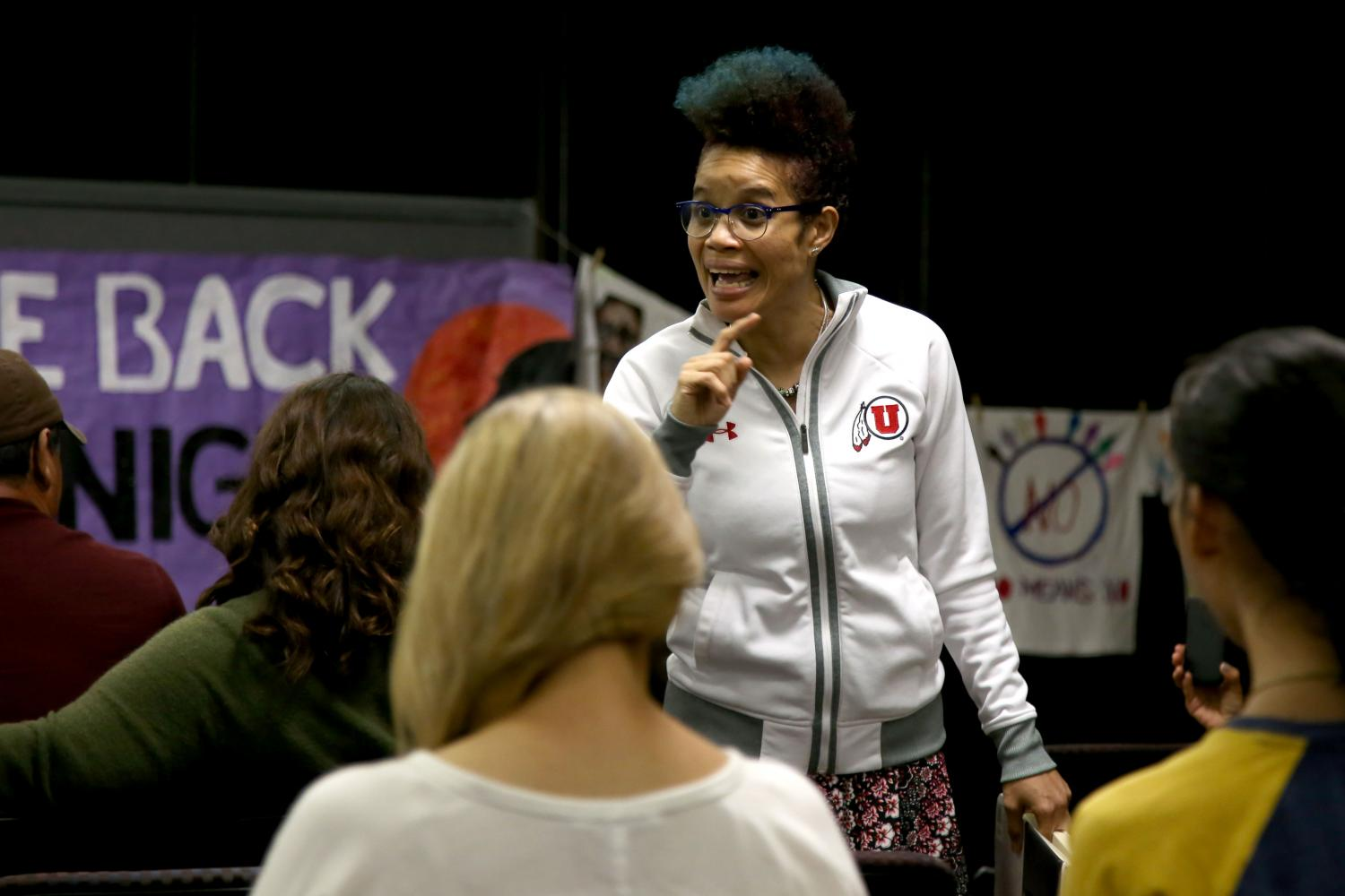 Students+speak+out+at+Take+Back+the+Night