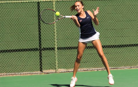 Miner tennis trying to overcome injuries to wrap-up season