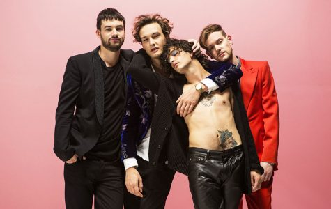 The 1975 make their way to El Paso
