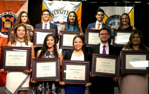 UTEP's top 10 seniors recognized with prestigious awards