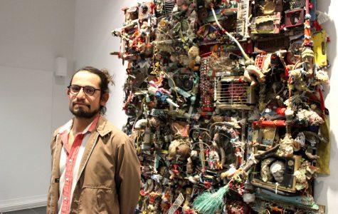UTEP student featured at El Paso Museum of Art