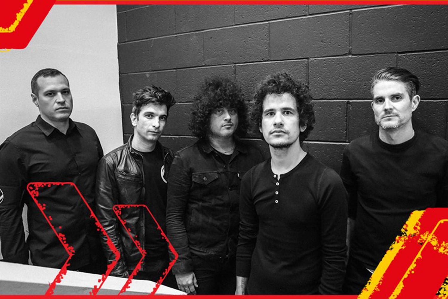 At the Drive-In to perform in El Paso after album release