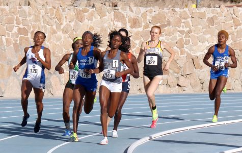 Nine Miners set to compete at the NCAA Outdoor Track and Field Championships