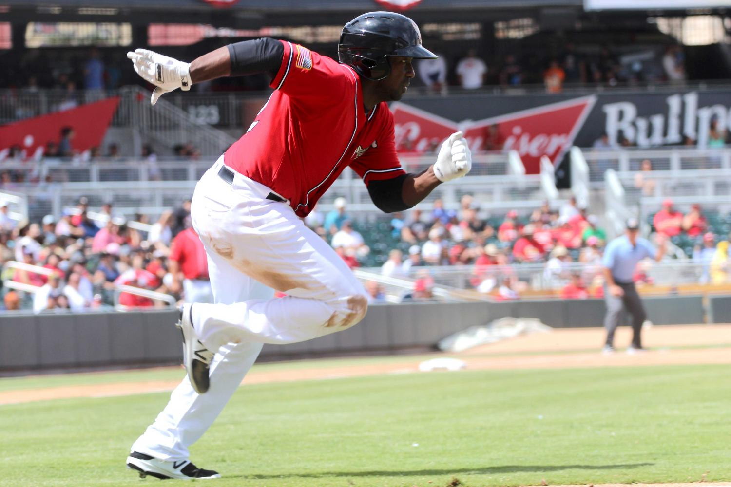 The El Paso Chihuahuas have vaulted into second place due in large part to their hitting. Prior to the season, hitting was thought to be a weak point for a team with several star pitching prospects.