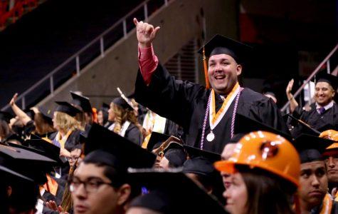 UTEP celebrates 2017 graduates