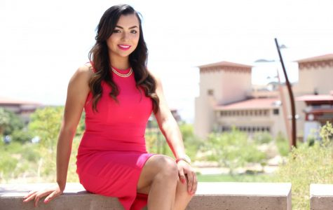 Meet your new SGA president: Kristen Ahumada