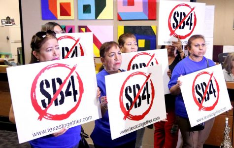 SB4 blocked by federal judge days before its set to go into action