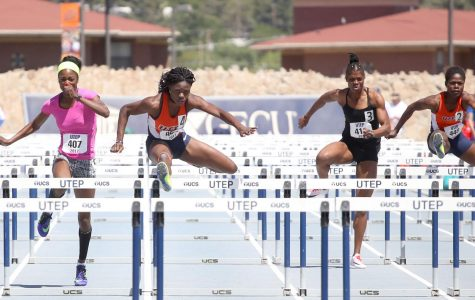 Four UTEP Track and Field members earn regional awards