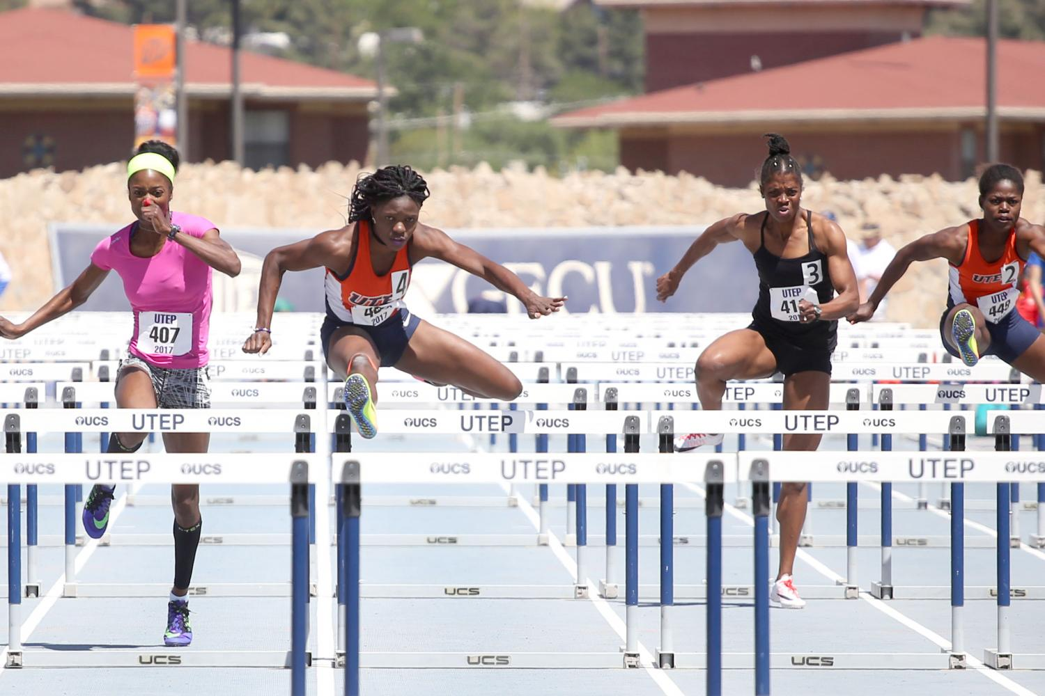 Four+UTEP+Track+and+Field+members+earn+regional+awards
