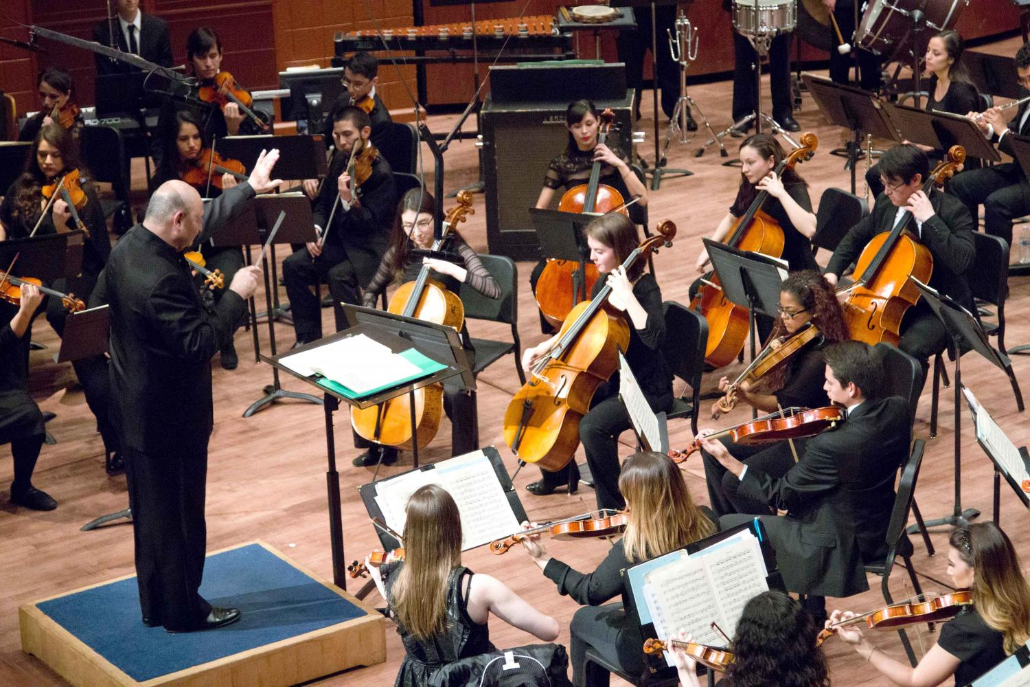 The Prospector : UTEP Symphony brings 'Sounds of the Cinema'